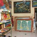 Interior Shop at Ibu Putu's