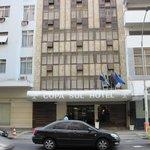 Copa Sul Entrance