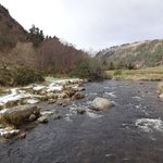 River at Glendalough