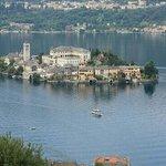 Lago d'Orta e isola di S.Giulio
