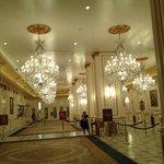 Lobby of Paris