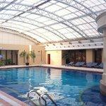 Pool at Radisson Shanghai