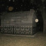 Ghost orbs from old Chicago Cemetery