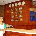 Ramses Hilton - Área de informações