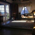 Mango 2nd floor bedroom with view