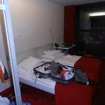 Functional guestroom