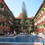 Colorful Resort