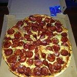 Leckerfeine Pizza