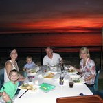 Dining at the Darwin / Fannie Bay Trailer Boat Club