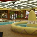 mexican hat warm water spa and indoor pool