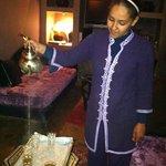 Don't turn down Moroccan Tea!