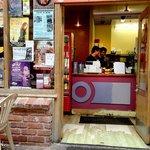 Satay Kingdom Café, a great hole-in-the-wall café on Cuba Mall