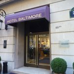 Отель Балтимор
