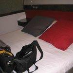 Bedroom -  comfortable double bed
