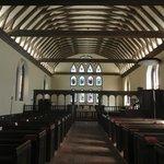 Inside St. Luke's Church