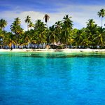 getting to san blas isn't easy but it's worth it. 100% naturally genetically enhance paradise