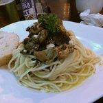 Chicken Adobo Pasta