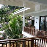 Terrasse chambre 2
