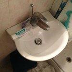 lavandino del bagno