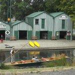 The Boatsheds