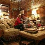 comfy lounge bar