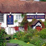 Another picture of the Horse & Groom