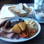 Marios Big Breakfast