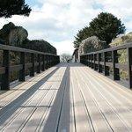 Il ponte d'ingresso