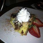 our amazing dessert banana cream pie home made delicious!!!