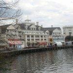 Boardwalk Inn, Bakery, Sweet Shoppe and restaurants