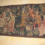 One of the tapestries in our bedroom