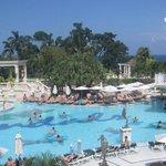 Manor side pool