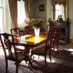 Dining/breakfast room/