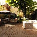 So Wine terrace