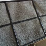 Air conditioner Dirty Filter