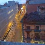 Вид из номера 519 (пятый этаж)