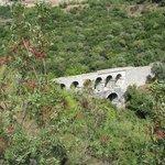 Aqueduct of of ancient Ephesos