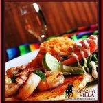 Margarita Chicken and Shrimp