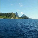 Carnival Cruise to the Pitons