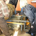 Touring the Jim Beam Distillery