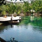Cenote principal