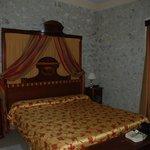 bedroom in suite 102
