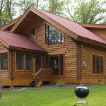 Log Home 15