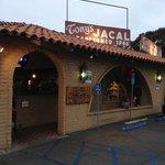 exterior of Tony's Jacal