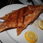 whole fish, fried!