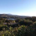Looking over Los Alcornoques