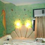 Standard Family Room Sea Theme