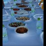 Repas croisière le muna