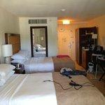Room with Queen Beds