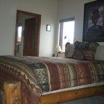 Colorado Suite bedroom